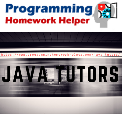 Java Tutors Singapore