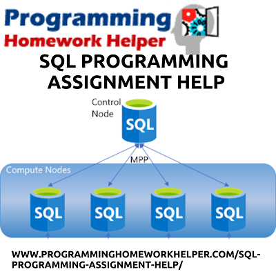 SQL Programming Assignment Help