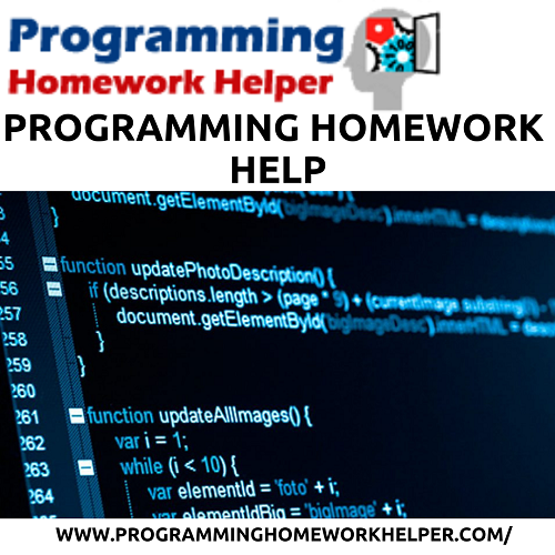 USA Programming Homework Help